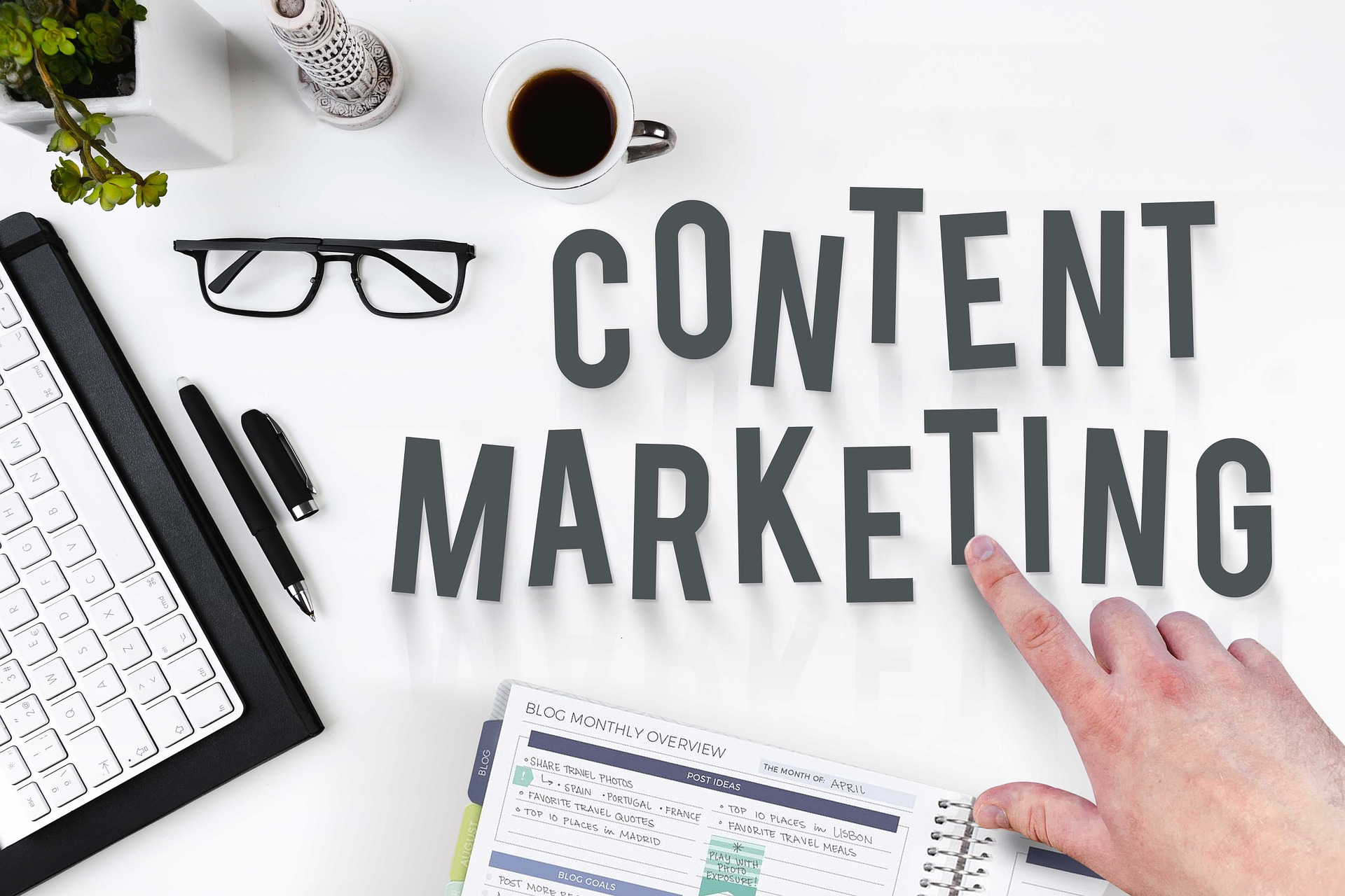 Hottest B2B Content Marketing Trends